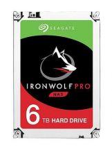 Revenda Discos Rígidos - Seagate IronWolf Pro NAS 6TB CMR Disco HDD SATA 6 Gb/s, 3,5´´ | 1x 15-