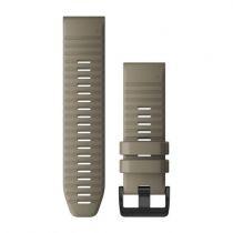 Revenda Adaptadores - Garmin Braceletes QuickFit 26 silicone castanho escuro