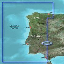 Revenda Mapas / Cartografia - Garmin VEU009R-Portugal & Northwest Spain