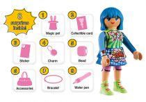 Revenda Playmobil - PLAYMOBIL 70477 Clare ´´Comic World´´ 30pcs | 7+