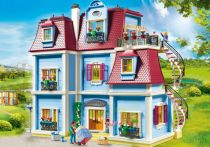 Revenda Playmobil - PLAYMOBIL 70205 Casa Grande das Bonecas Dollhouse 592pcs | 4+