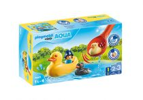 Revenda Playmobil - PLAYMOBIL 70271 Duck Family 1.2.3 5pcs | 18M a 4 anos
