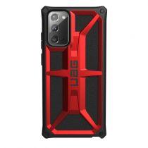 Comprar Acessórios Galaxy Note20  - Capa UAG Samsung Note 20 MONARCH- CRIMSON