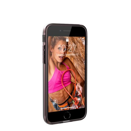 Capa UAG Apple iPhone SE [U] LUCENT DUSTY ROSE