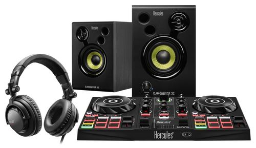 Comprar  - HERCULES CONSOLA DJ LEARNING KIT (4780900)