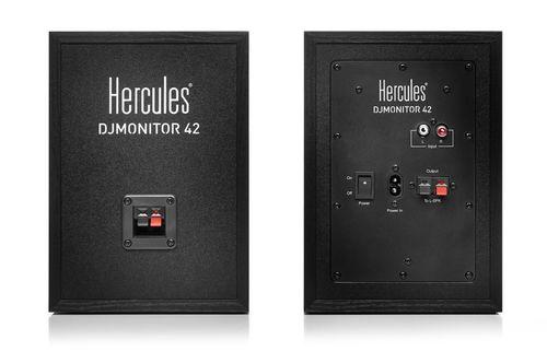 HERCULES COLUNAS DJ MONITOR 42 (4780886)