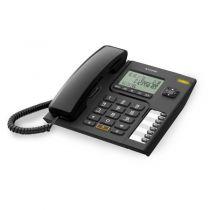 Comprar Telefones Fixos Analógicos - Telefone com fios ALCATEL T76 preto