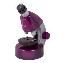 Revenda Microscópios - Microscópio Levenhuk LabZZ M101 amethyst