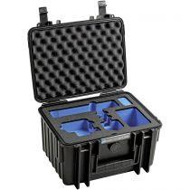 Revenda Bolsas p/ Câmaras Desporto - Mala B&W GoPro Case Type 2000 B Preto + GoPro 9 Inlay