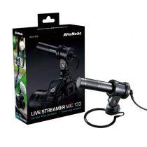 Comprar Microfones - AVERMEDIA Microfone INTERIOR-EXTERIOR AM133 JACK 3.5 MM (40AAAM133AR4)