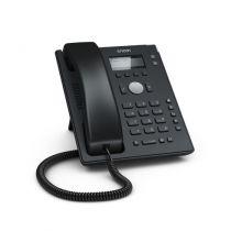 Revenda Telefones IP - Telefone IP snom D120 preto PoE VoIP (SIP) | Com fios | Mãos-livres: s
