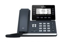 Revenda Telefones IP - Telefone IP Yealink SIP-T53 preto VoIP (SIP) | Com fios | Mãos-livres: