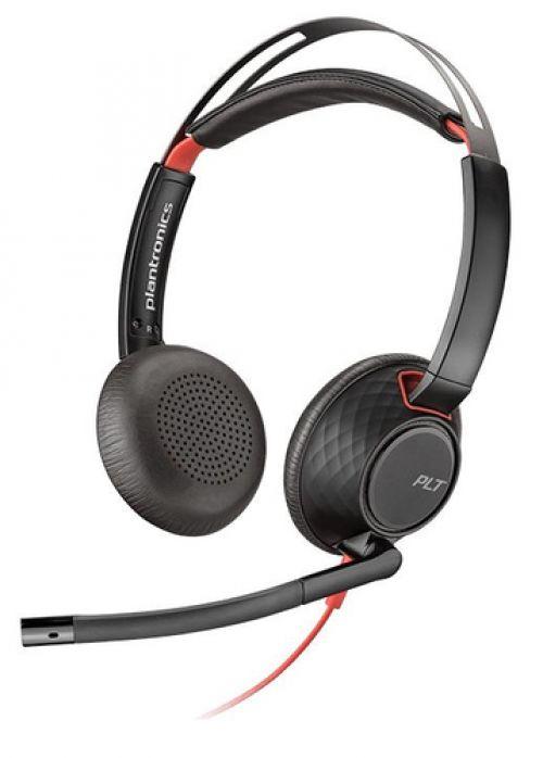 Comprar  - Auscultadores Plantronics Blackwire 5220 USB-A Auscultadores On-Ear