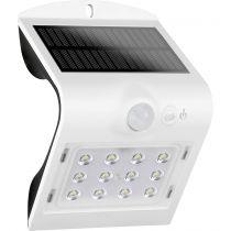 Revenda Luzes Decorativas - Lâmpada LED REV Solar LED Butterfly + Motion Detector 1,5W Branco