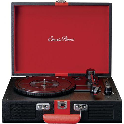Comprar  - Giradiscos Lenco TT-110 black/red