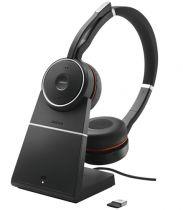 Comprar Auscultadores Outras Marcas - Auscultadores Jabra Evolve 75 MS Wireless Stereo On-Ear Auscultadores