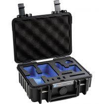 Revenda Bolsas p/ Câmaras Desporto - Mala B&W Gimbal Case Type 500 B Preto para DJI Pocket 2