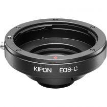 Revenda Adaptadores Objectivas - Kipon Adaptador para Canon EF para C-Mount