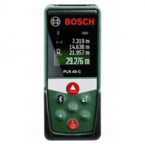 Revenda Acessórios - Medidor laser Bosch PLR40C WEU