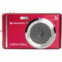 Revenda Camaras Digitais várias marcas - Câmara digital Agfa Compact Cam DC5200 red