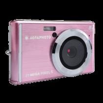 Revenda Camaras Digitais várias marcas - Câmara digital Agfa Compact Cam DC5200 pink