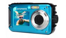 Revenda Camaras Digitais várias marcas - Câmara digital Agfa Realishot WP8000 blue