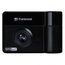 Revenda Câmaras Vídeo Desporto VR e 360º - Action Camera Transcend DrivePro 550 Dual 1080 Camera + 64GB microSDXC