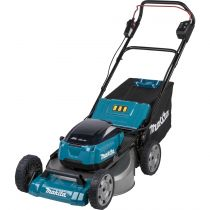 Revenda Aparadores/Tesouras de relva - Corta relva Makita DLM530Z cordless lawn mower