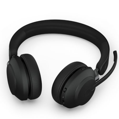Auscultadores Jabra Evolve2 65 Bluetooth (Preto, UC, USB-C)