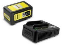 Revenda Baterias Ferramentas - Bateria Karcher Starter Kit Bateria Power 18/50