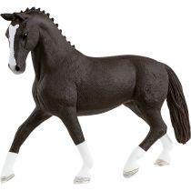 Revenda Figuras Animais - Schleich Horse Club        13927 Hanoverian  Mare, Black
