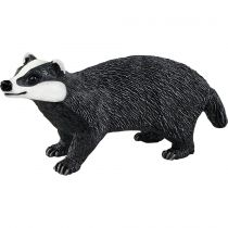 Revenda Figuras Animais - Schleich Wild Life         14842 Badger