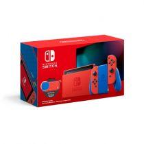 Revenda Nintendo - Consola Nintendo Switch Mario Red & Azul Edition
