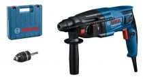 Revenda Martelos perfuradores - Martelo perfurador Bosch GBH 2-21 Professional Impact Drill