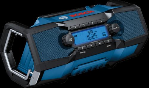 Comprar  - Rádio Bosch GPB 18V-2 C Professional cordless construction site radio