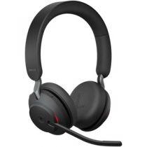 Comprar Auriculares - Auriculares Jabra Evolve2 65 Wireless Preto (MS, UC USB-C) DUO
