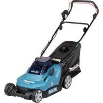 Revenda Aparadores/Tesouras de relva - Corta relva Makita DLM382PT2 cordless lawn mower