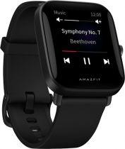 Revenda Smartwatch - Smartwatch Amazfit Bip U preto | Display: 3,63 cm (1,43´´) | Bluetooth
