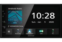 Revenda Kenwood - Auto rádio Kenwood DMX5020DABS