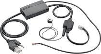 Comprar Auriculares - Plantronics Electronic Hook Switch-Cable APN-91 preto para NEC-Telefon