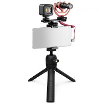 Comprar Microfones - Microfone Rode Universal Vlogger Kit
