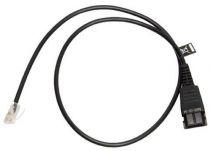Comprar Acessórios DECT - Jabra Connection cabo QD para RJ45, Adaptador 50 cm | Adapterkabel | C