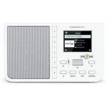 Revenda Rádios para Internet - Rádio para Internet Technisat Sternradio IR 2 branco