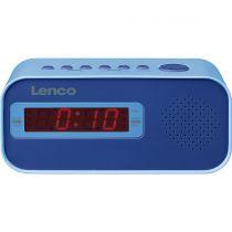 Revenda Relógios/Despertadores - Despertador Lenco CR-205 blue