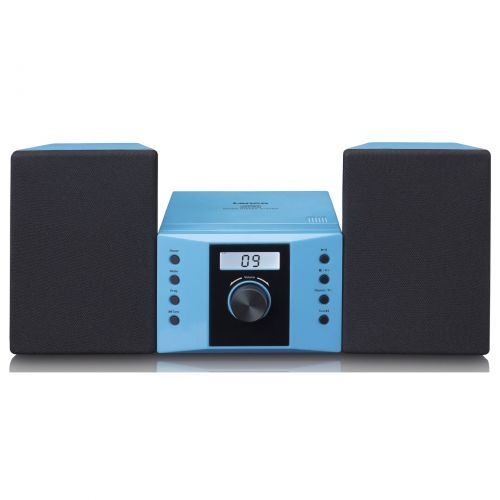 Comprar  - Mini Hifi Lenco MC-013 blue