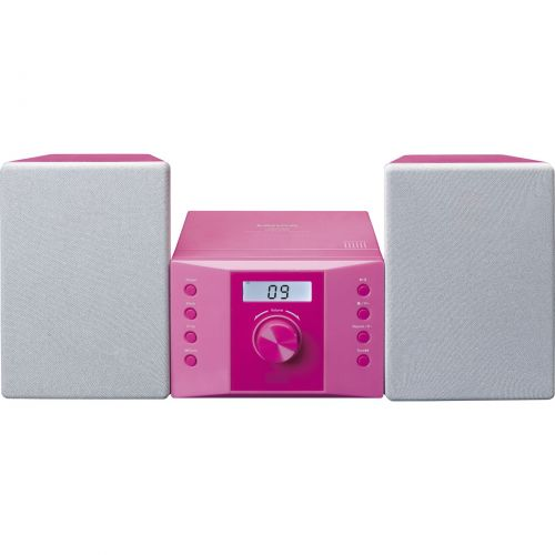 Comprar  - Mini Hifi Lenco MC-013 pink