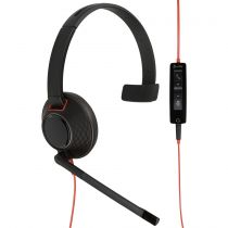 Comprar Auscultadores Plantronics - Auscultadores Plantronics Blackwire C5210 USB-A One-Ear