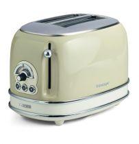Revenda Tostadeiras - TOSTADEIRA Ariete Vintage Toaster, beige