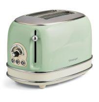 Revenda Tostadeiras - TOSTADEIRA Ariete Vintage Toaster, verde