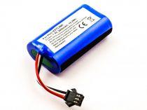 Revenda Baterias Leitores MP3 e MP4 - Bateria Philips IZZYLINK